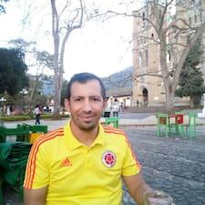 Profil utilisateur de Oscar Dario