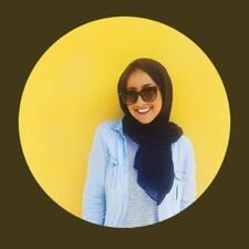 Profil utilisateur de Rasha