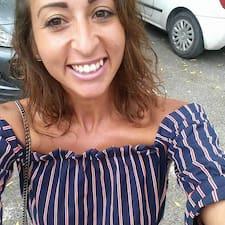 Profil utilisateur de Mélinda