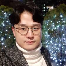 Perfil do utilizador de Jhihoon
