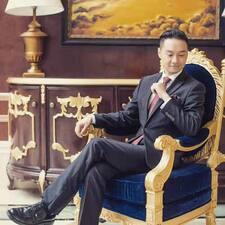Henkilön Jiyuan käyttäjäprofiili