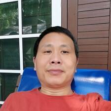 Profil utilisateur de James