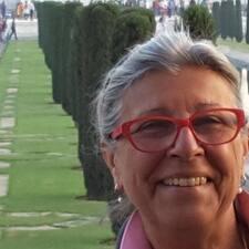 Claudine Brukerprofil