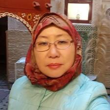 Profil utilisateur de Norhayati
