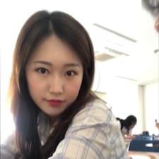Perfil de usuario de 민아