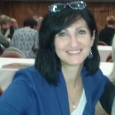 Jarmila felhasználói profilja