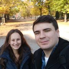 Perfil do utilizador de Sergiu