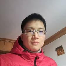 Shiwei felhasználói profilja
