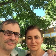 Nutzerprofil von Natalia Et Éric