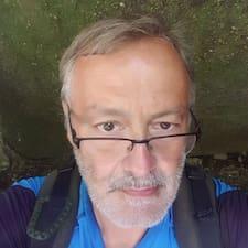 Henkilön François käyttäjäprofiili