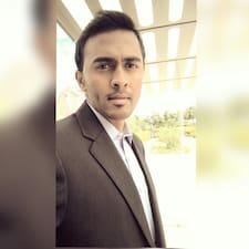 Sri - Uživatelský profil