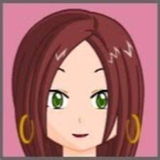 Användarprofil för Lisa