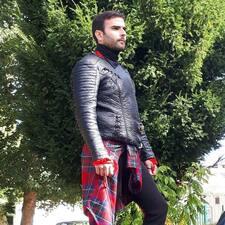 Loïc felhasználói profilja