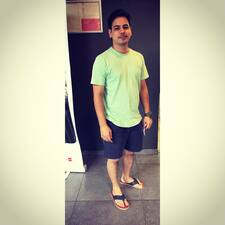 Taher User Profile