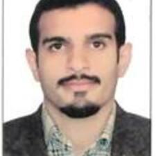 Seyed Mohammad Mahdi felhasználói profilja