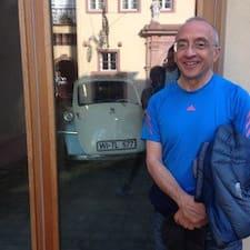 Användarprofil för Giuseppe