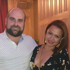 Profil utilisateur de Juan Antonio & Tatiana
