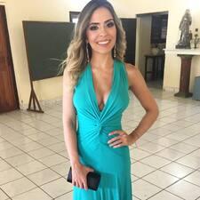 Profil Pengguna Francine Gaião