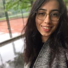 Sezin Çağla felhasználói profilja