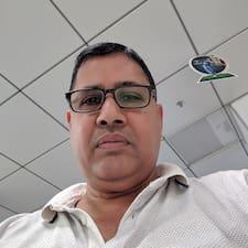 Rajiv felhasználói profilja