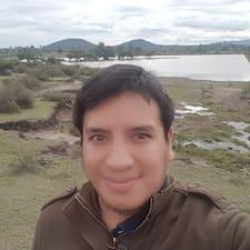 Eduardo Antonio felhasználói profilja
