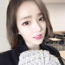 玥 felhasználói profilja