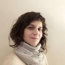 Profil Pengguna Ana Isabel