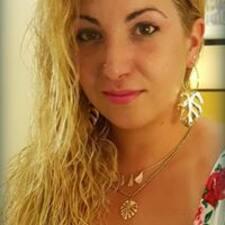 Estrella felhasználói profilja