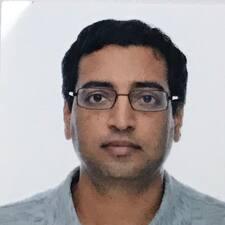 Pramod felhasználói profilja