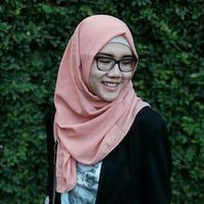 โพรไฟล์ผู้ใช้ Tiara Prasilika