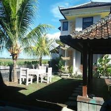 Medewi Sunset Terrace User Profile
