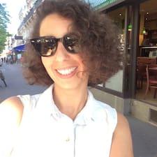 Mounia User Profile