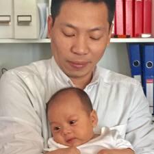 Användarprofil för Thang