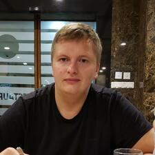Perfil do usuário de Pavel