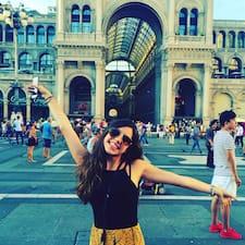 Profil Pengguna Alejandra