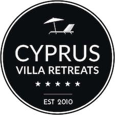 Profil korisnika Cyprus Villa Retreats