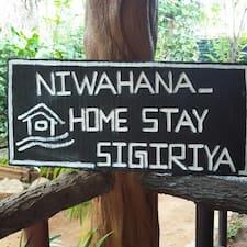 Sigiri Niwahana User Profile
