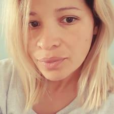 Anissa felhasználói profilja