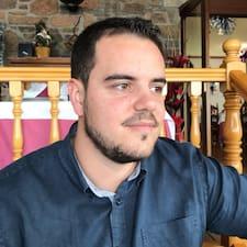 Sergi felhasználói profilja