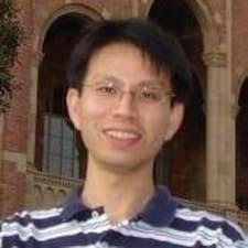 Användarprofil för Weihsiu
