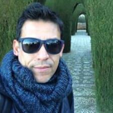 Användarprofil för Gerardo