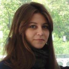 Profil utilisateur de Romane