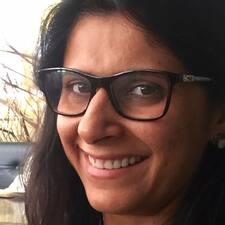 Perfil do utilizador de Gauri