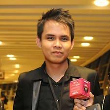 Ariff Fadzlie felhasználói profilja