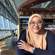 Perfil do usuário de Siti Salbiah