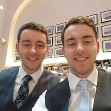 Callum & Connor on supermajoittaja.