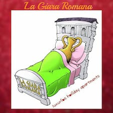 Gebruikersprofiel B&B La Giara Romana