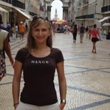 Agnieszka felhasználói profilja