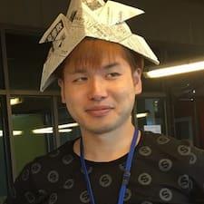 Henkilön Ryosuke käyttäjäprofiili