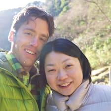 Joachim & Chikako